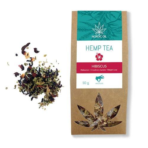 Bild von Hanf Tee Erfahrungen – Wirkung von CBD-Tee